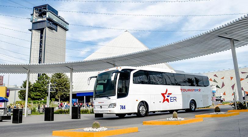 Autobús VIP - Mercedez Benz Multego