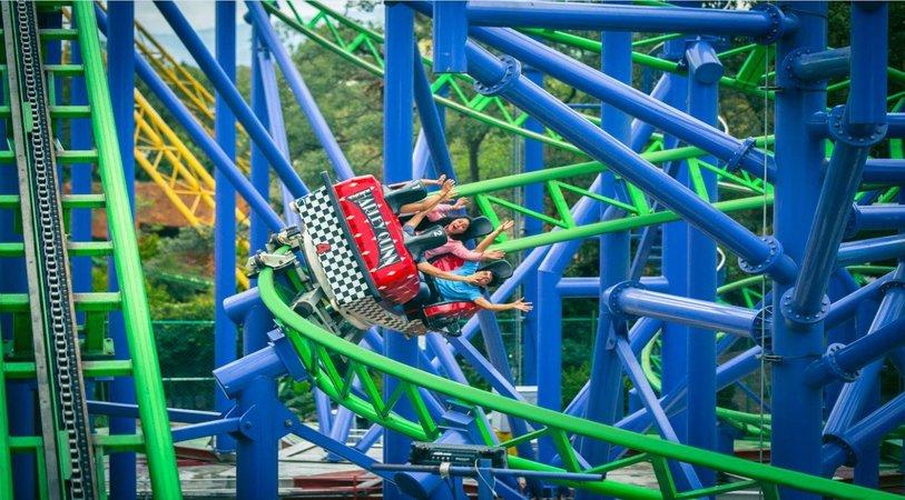 Six Flags Festival del Terror