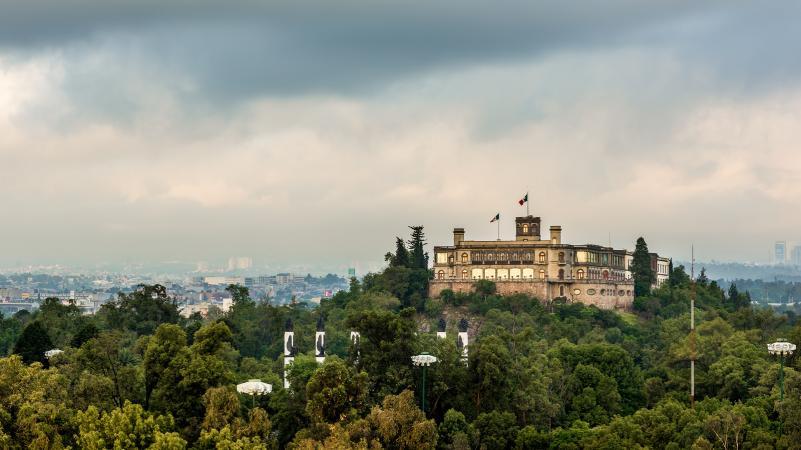 La Villa y Chapultepec
