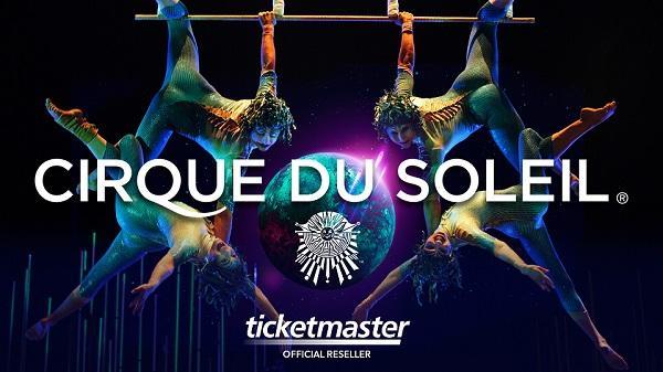 Tours espect culos cirque du soleil palacio de los for Espectaculo circo de soleil
